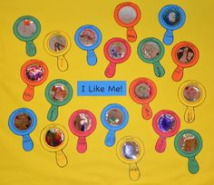 """to be used with book """"what i like about me!"""""""