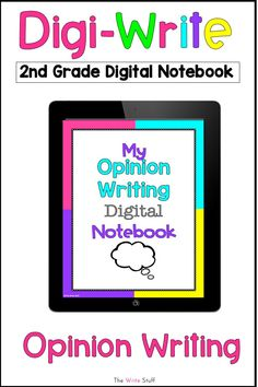 Teaching opinion writing using digital tools utilizes lots of images. Teach your students the difference between fact and fiction. This motivating unit can be used in the second grade classroom or in a distance learning or remote learning setting. The literacy activities are engaging and promoted critical thinking for your second grade learners.
