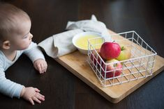 Przepisy dla niemowlaka Plastic Cutting Board, Food And Drink, Eat, Kids, Children, Boys, Babies, Kids Part