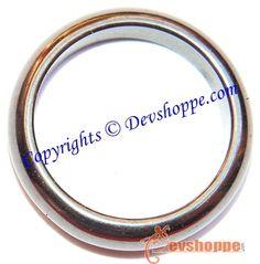 Magnetic Hematite finger ring @ www.devshoppe.com