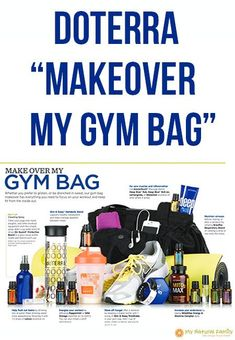 Doterra Makeover My Diaper Bag Buy Essential Oils