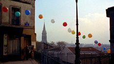 Le ballon rouge/The Red Balloon (Albert Lamorisse, 1956). Production design Michel Pezin