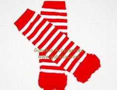 Red and White stripe leg warmers  only $3.29 right now.   www.gabskia.com