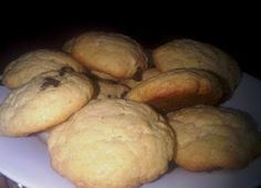 Assorted low carb cookies..