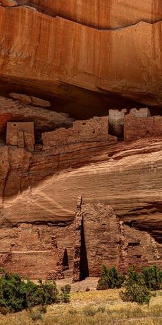 Ancient Ruins in Canyon de Chelly, Navajo Nation, Arizona, USA ck Places Around The World, Oh The Places You'll Go, Great Places, Places To Travel, Beautiful Places, Places To Visit, Around The Worlds, Arizona Travel, Arizona Usa