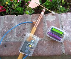 This wireless weather vane has some unique features- wind direction with a simple, economical, and accurate absolute encoder. Some consumer weather stations. Hobbies For Couples, Hobbies That Make Money, Electronics Basics, Electronics Projects, Wind Direction, Weather Vanes, Hobbies And Crafts, Science And Technology, Open Source