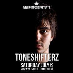 Toneshifterz @ WiSH Outdoor 2013