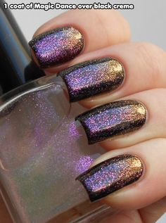 Magic Dance by Nostalgic Lacquer. Want this color reeeeeeal bad.