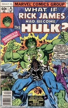 What if the Rick James was the Hulk?
