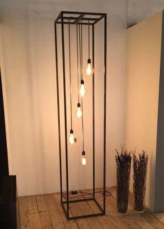 Frame vloerlamp
