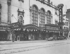 South Bend, Indiana Palace Theatre