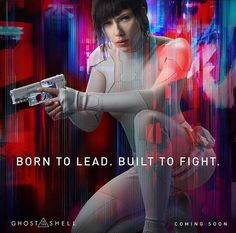 New Visual Promo for Ghost in the Shell
