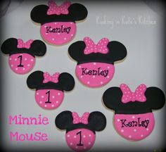 minnie mouse cookie cutter | But there is one eensy weensy detail that bothers me. I'm willing to ...