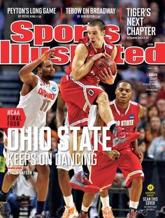 Ohio State Keeps On Dancing :)!
