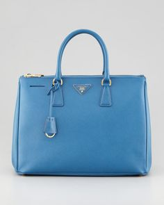 Love This Blue Black Is My Everyday Bag Saffiano Executive Tote