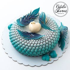 "Cake Art Lookbook on Instagram: ""When🎂 is art! This artistic creation via @natalie_shaman_desserts  #cake #art #fondantart #specialtycakes #cakedecorator #cakevideo…"" Cake Videos, Specialty Cakes, Cake Art, Amazing Cakes, Fondant, Cake Decorating, Birthday Cake, Sweet, Artist"