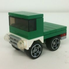 Flatbed truck from my mini truck collection