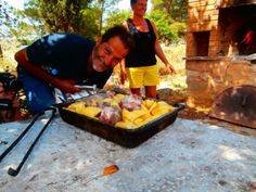 Kookvakanties Kookstudio kreta Grieks eten 3018 Hush Hush