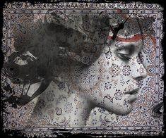 Salvador Dali, Picasso, Montage Art, Tribute, Unique Wall Decor, Artificial Leather, Photo Manipulation, Book Art, Canvas Art