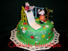 Archicake - Le torte di Fede: Peppa Pig party per Penelope