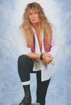 John Sykes (Oct / 1993 / BURRN!)