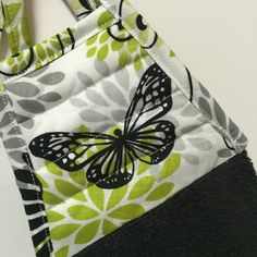 Butterfly Hanging Kitchen Towel W/Tiespurple By Thestuffedcat | Butterfly |  Pinterest | Hanging Towels, Towels And Country Decor