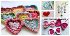 Valentine's Day is right around the corner. We've compiled a list of 8 Valentine's Day Heart Free Crochet Patterns for you to show your love by crocheting.