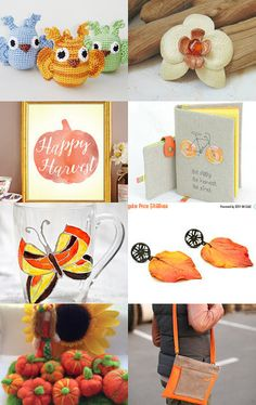 Best fall trends by Tania on Etsy--Pinned with TreasuryPin.com
