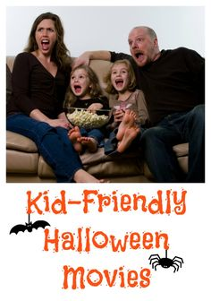 So you love Halloween. Me too. But you might need Kid friendly Halloween movies…