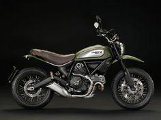 Ducati Scrambler, um sucesso de venda em diversos países