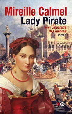 Lue - Couverture du livre Lady Pirate - la parade de l'ombre, tome 2