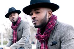 MARTELL CAMPBELL | Meet the Man Behind London Fashion Blog Martell Campbell