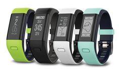 Approach X40, uma pulseira de golfe com GPS e monitor de frequência cardíaca