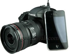 Canon Camera MP3 Player with USB Speaker - OMG i'm in love!!