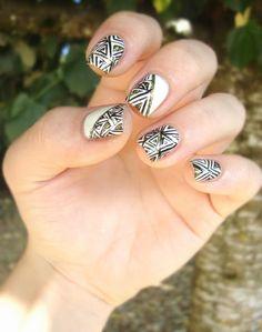 Coco's nails #nail #nails #nailart