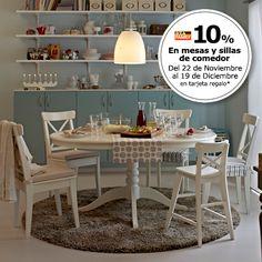 Beaufiful Mesa Comedor Redonda Ikea Pictures >> Americano Short ...