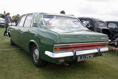 1971 Ford Zodiac Executive Mk IV