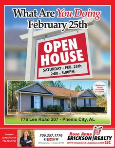 ****OPEN HOUSE THIS WEEKEND****Lori Shahan ReSale Move in Ready Phenix City, Lee County, Alabama