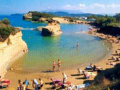Corfu, Sidari https://www.myguidegreekislands.com