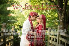 These two found #Love and we are happy to showcase it.  Shot in #toronto, this #weddingtrailer covers all three days of a #pakistani #wedding. #amazing #Cinematography.