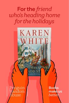 Find the perfect gifts for everyone on your holiday shopping list. Penguin Random House, Penguin Books, Got Books, Romance Books, Book Recommendations, Bestselling Author, Holiday Ideas, Social Media, Vacation