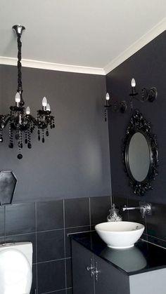 home decor 40 Newest Gothic Bathroo. - Marina Dooley - home decor 40 Newest Gothic Bathroo. home decor 40 Newest Gothic Bathroom Design Ideas cool 40 newest Gothic bathroom design ideas Informations About - Diy Bathroom, Bathroom Interior, Modern Bathroom, Bathroom Ideas, Bathroom Canvas, Gothic Bathroom Decor, Remodel Bathroom, Relaxing Bathroom, Minimal Bathroom