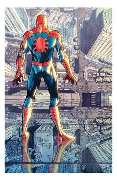 Spider-Man by Djibril M-P *