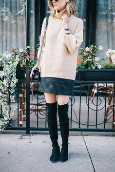 The Trusty Skirt (See Jane Wear) via See Jane / @seeannajane