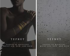 tefnut (tfnwt) - egyptian goddess of moisture, moist air, dew & rain Greek Mythology Gods, World Mythology, Greek Gods And Goddesses, Egyptian Mythology, Egyptian Names, Egyptian Art, Goddess Names, Fantasy Names, Percy Jackson