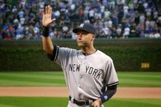 the other paper: Jeter plans to own baseball team after playing day...
