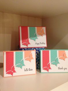 My Cards: Note Card Set for Gifts. August/2015