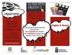 Practicar inglés gratis en #GranCanaria y #Tenerife