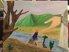 """Et voilà ! Je vous présente donc mon dernier tableau finalisé et disponible  """"La passion en héritage"""" Peinture à l'huile sur toile - 40x50 - renseignements par MP . Belle semaine à tous ! Passion, Painting, Budget, Oil On Canvas, Acrylic Paintings, Board, Paintings, Draw, Drawings"""