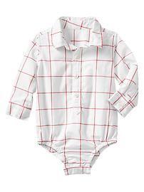 Baby Boys Bodysuits: cotton, organic, graphic, turtleneck bodysuits at babyGap | Gap